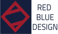 Red Blue Design